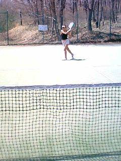 テニス!!